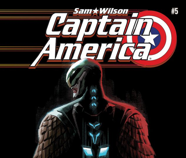 Captain America: Sam Wilson (2015) #5