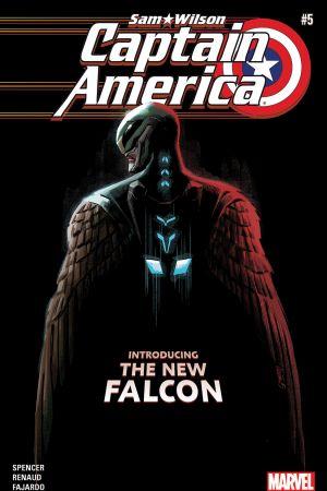 Captain America: Sam Wilson  #5