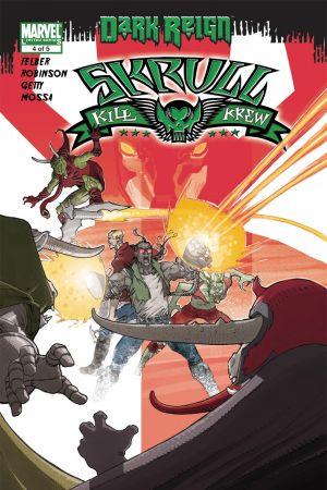 Dark Reign: Skrull Kill Krew #4