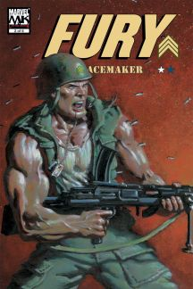 Fury: Peacemaker (Trade Paperback)