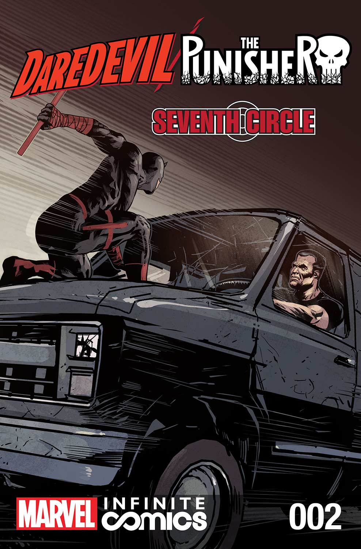 Daredevil/Punisher: Seventh Circle (2016) #2