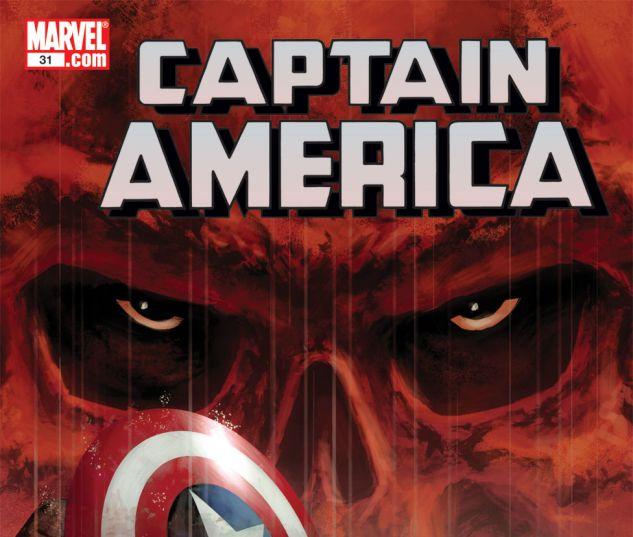 CAPTAIN AMERICA (2004) #31 Cover