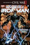 cover from Iron Man (2015) #9