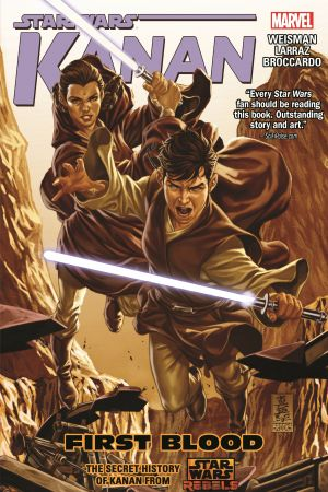STAR WARS: KANAN VOL. 2 - FIRST BLOOD TPB (Trade Paperback)