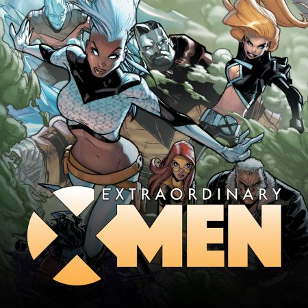 Extraordinary X-Men (2015 - 2017)