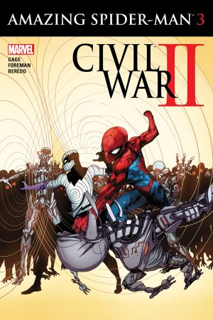 Civil War II: Amazing Spider-Man (2016) #3