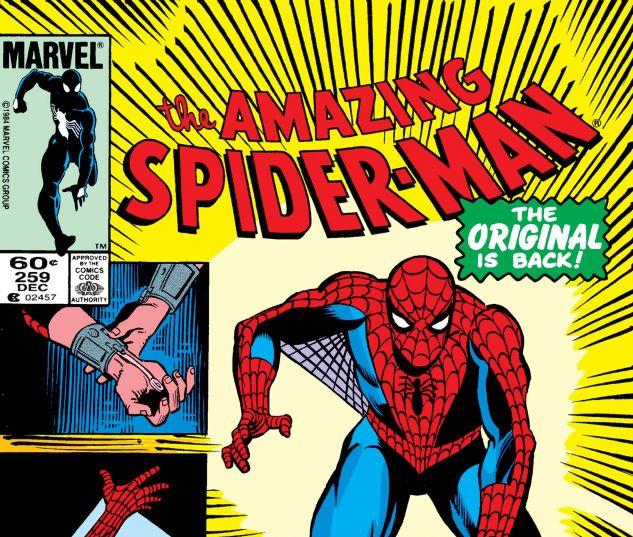 Amazing Spider-Man (1963) #259