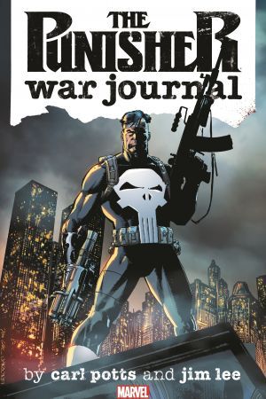 Punisher War Journal by Carl Potts & Jim Lee (Trade Paperback)