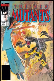 New Mutants (1983) #27
