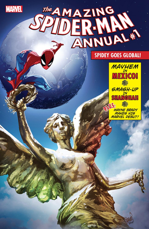 Amazing Spider-Man Annual (2016) #1