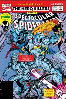 Spectacular Spider-Man Annual #12