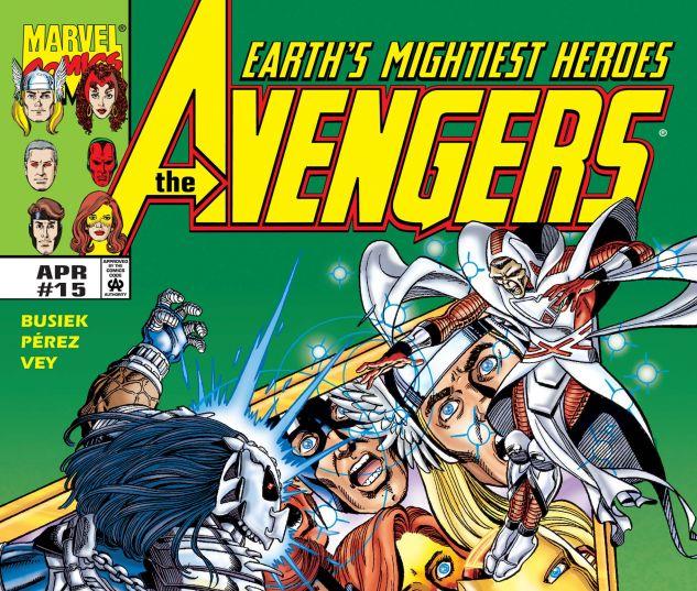 Avengers (1998) #15
