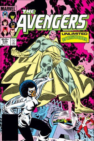 Avengers #238