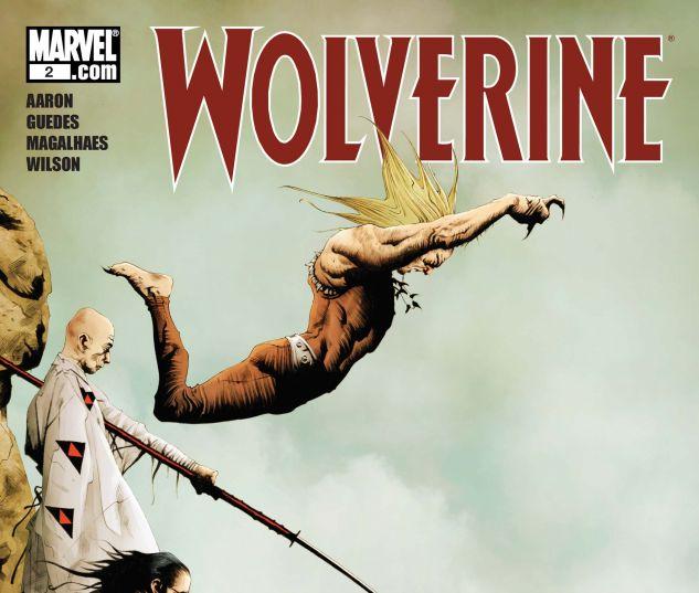 Wolverine (2010) #2