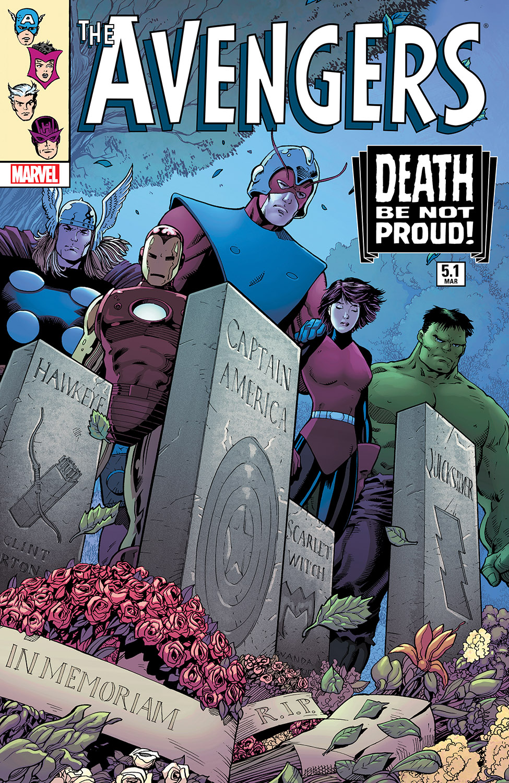 Avengers (2016) #5.1
