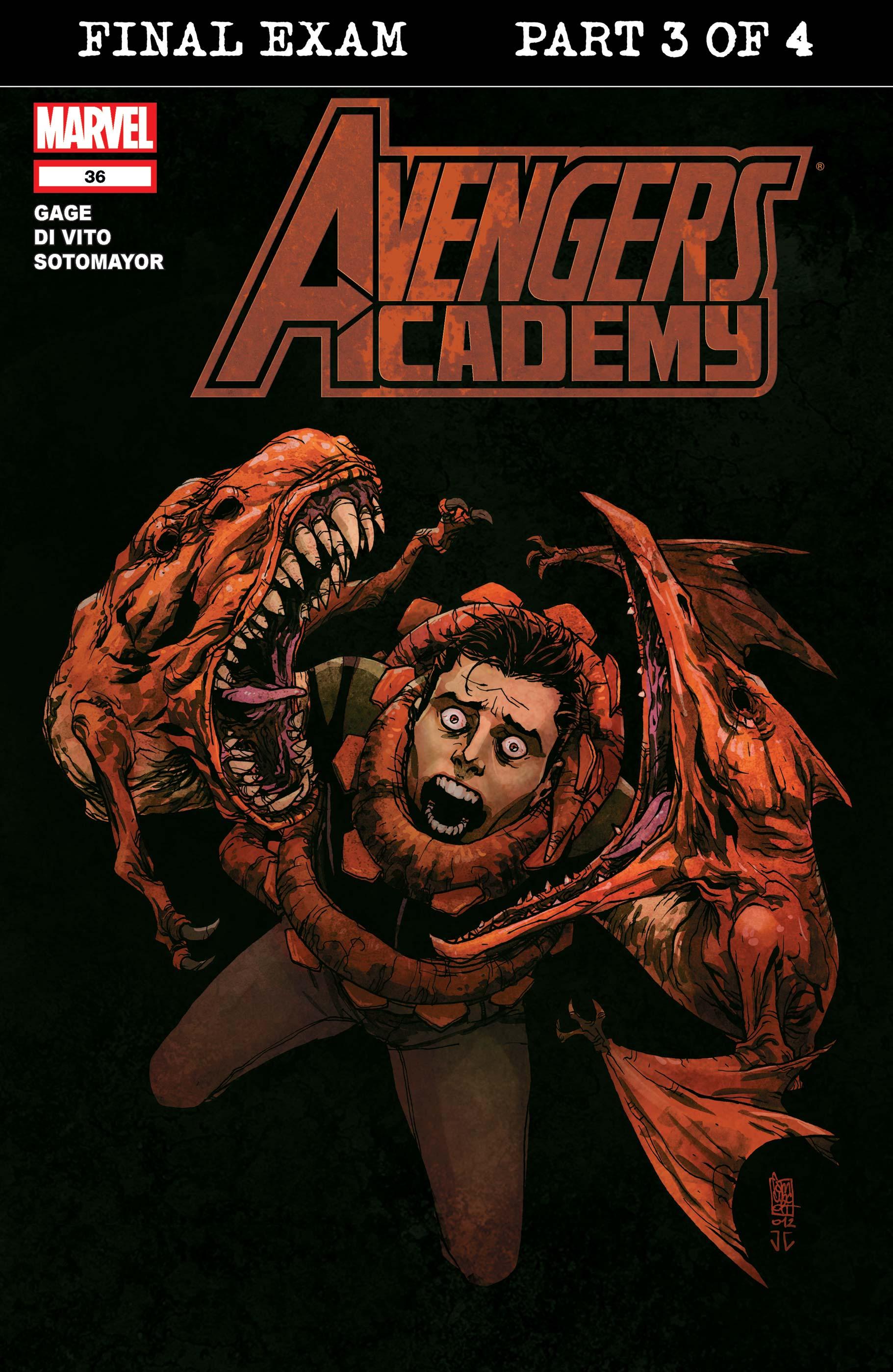 Avengers Academy (2010) #36