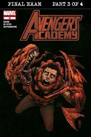 Avengers Academy #36