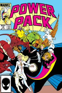 Power Pack (1984) #8
