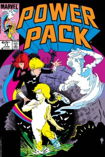 Power Pack (1984) #11