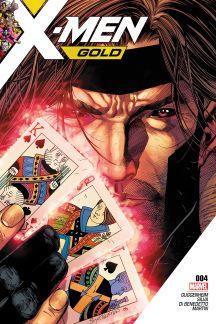 X-Men: Gold (2017) #4