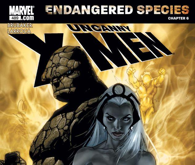 UNCANNY X-MEN (1963) #489