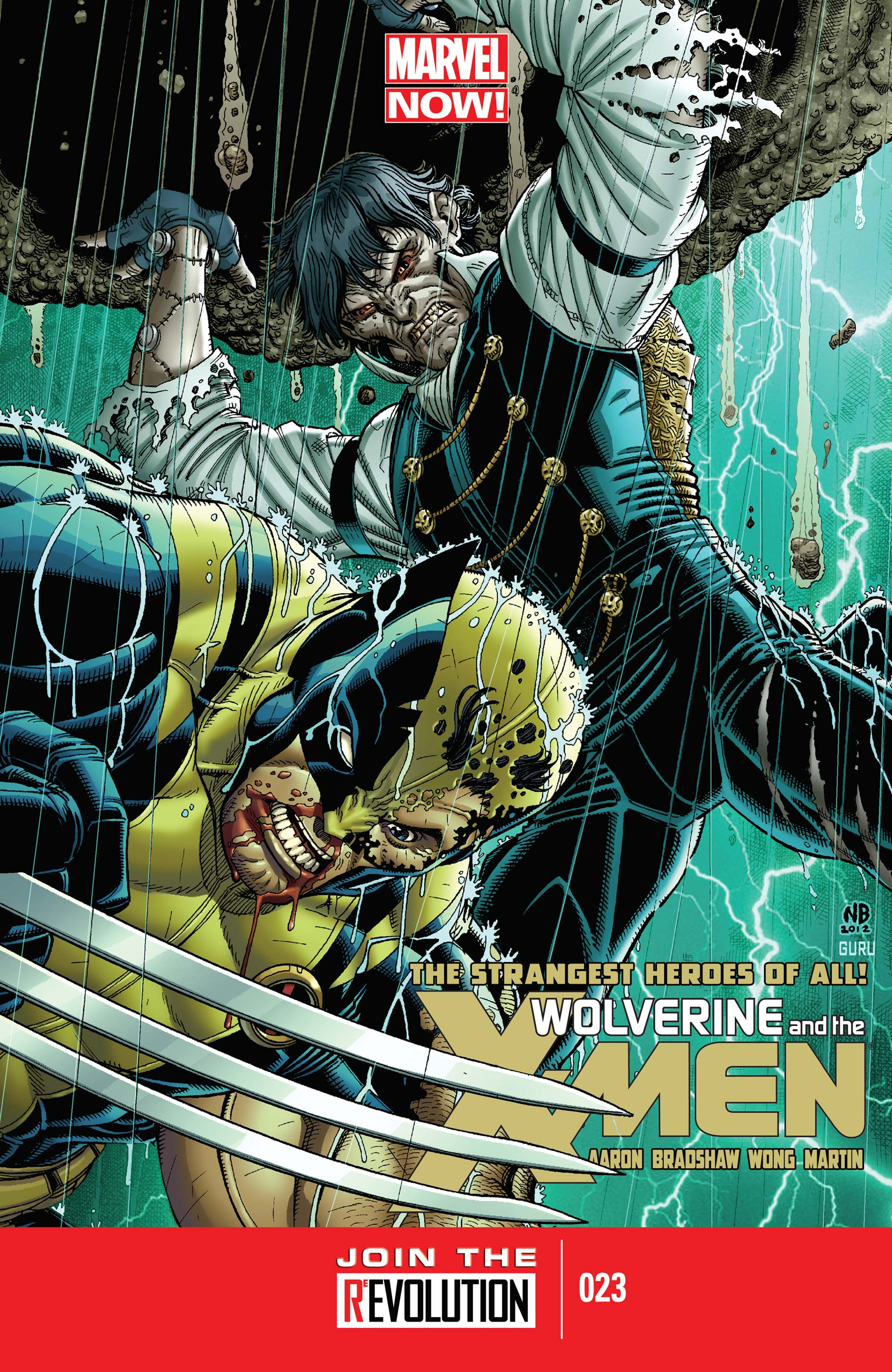 Wolverine & the X-Men (2011) #23