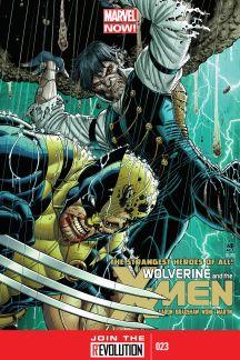 Wolverine & the X-Men #23