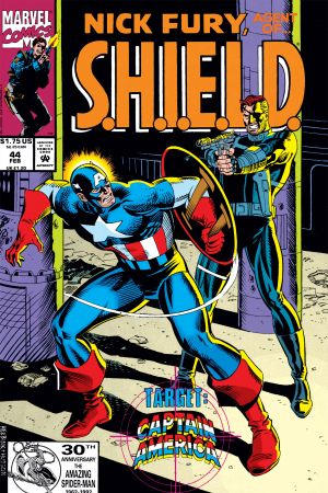 Nick Fury, Agent of S.H.I.E.L.D. #44