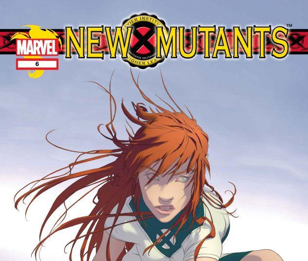 New Mutants (2003) #6