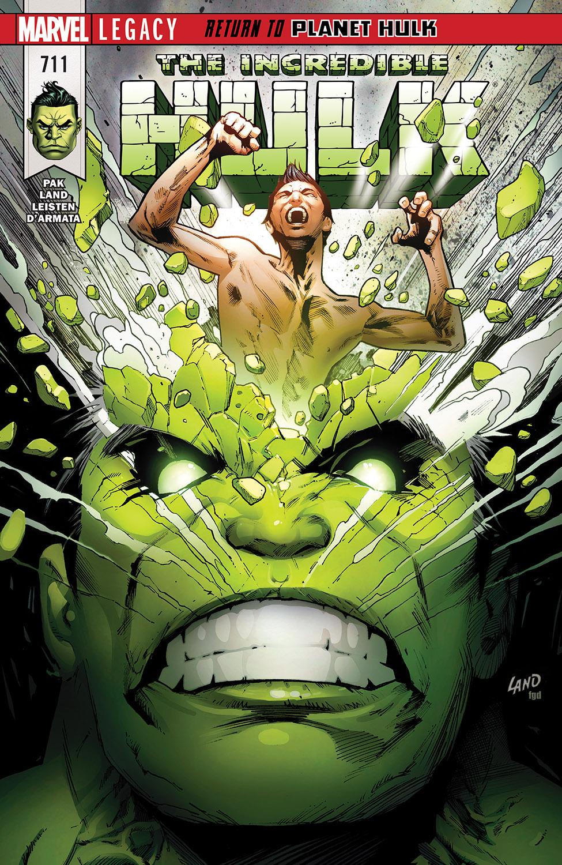 Incredible Hulk (2017) #711