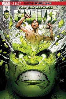 Incredible Hulk #711