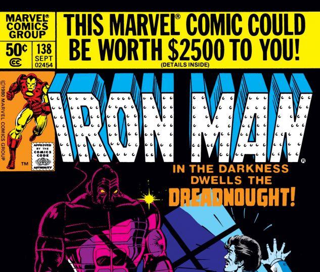 Iron Man (1968) #137