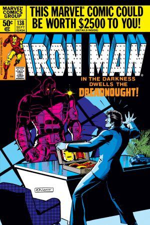 Iron Man (1968) #138