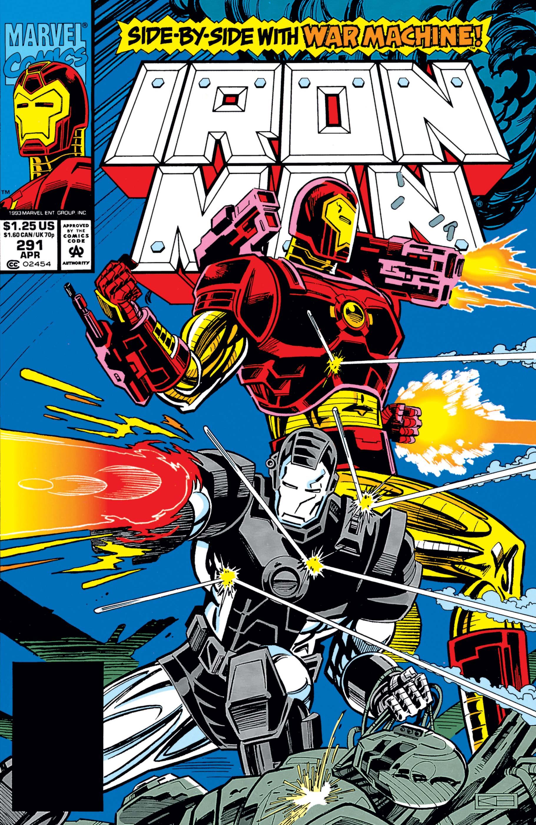 Iron Man (1968) #291