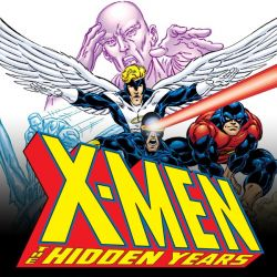 X-Men: The Hidden Years