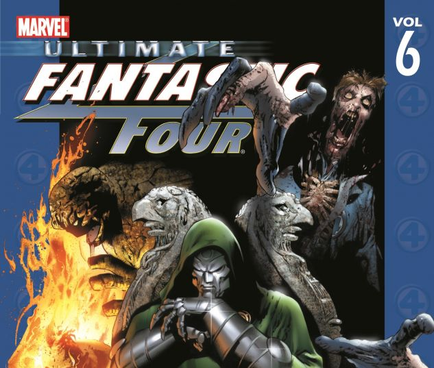 Ultimate Fantastic Four 27-32