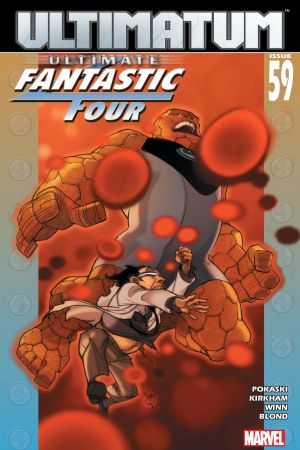 Ultimate Fantastic Four #59