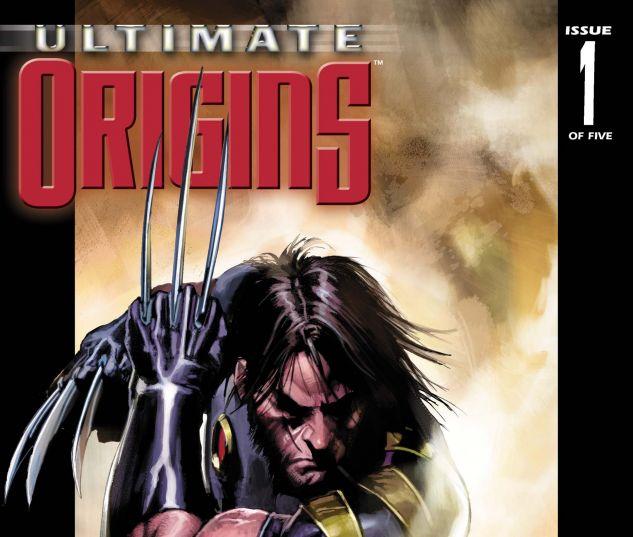ULTIMATE ORIGINS (2008) #1