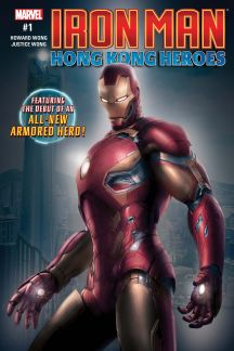 Iron Man: Hong Kong Heroes #1