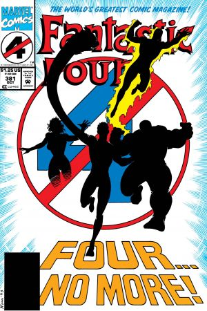 Fantastic Four (1961) #381