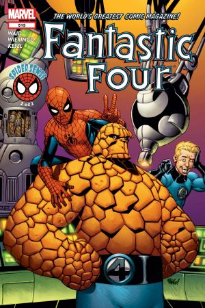 Fantastic Four #513