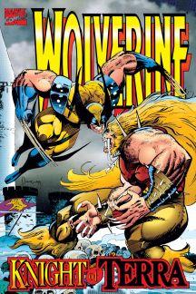 Wolverine: Knight of Terra #1