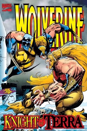 Wolverine: Knight of Terra (1995) #1