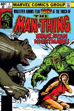 Man-Thing (1979) #2