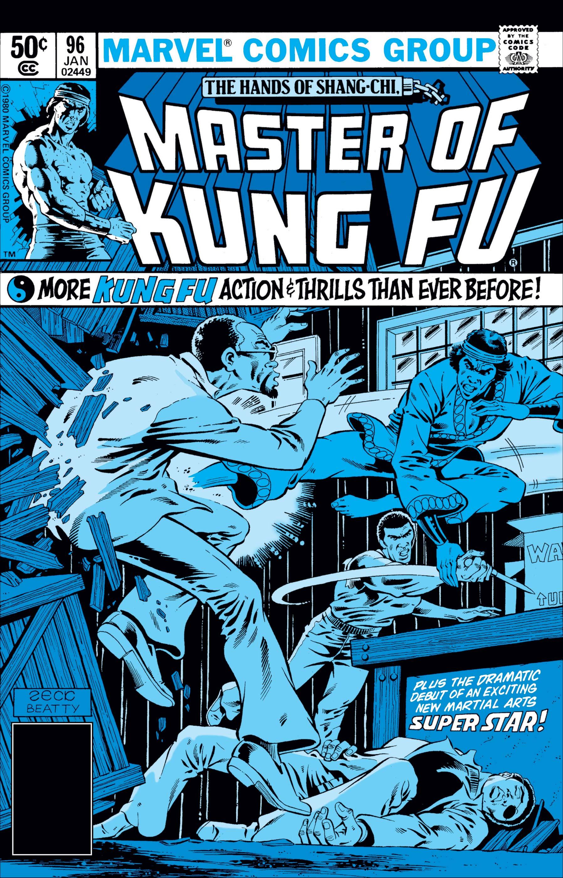 Master of Kung Fu (1974) #96