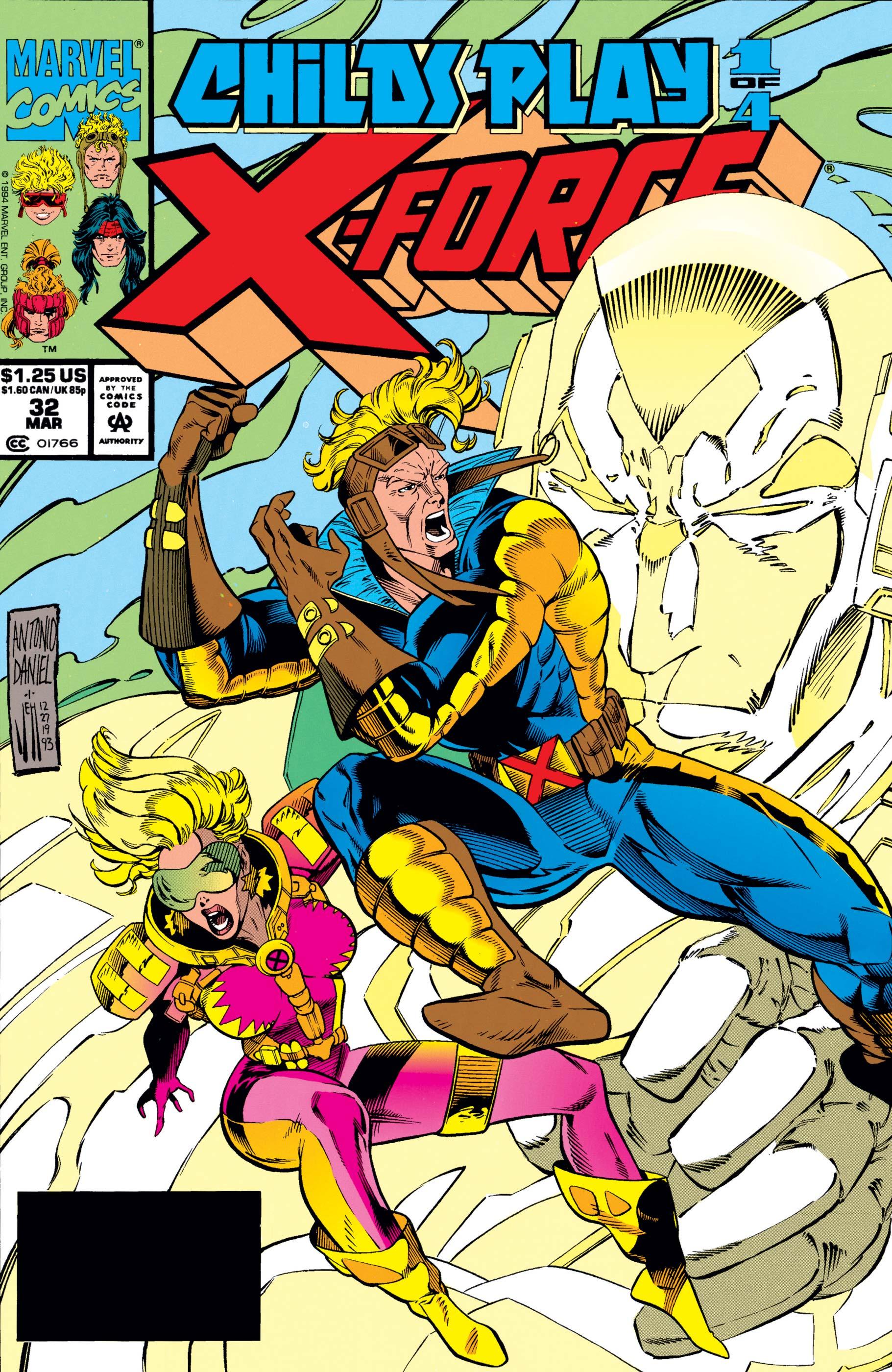 X-Force (1991) #32