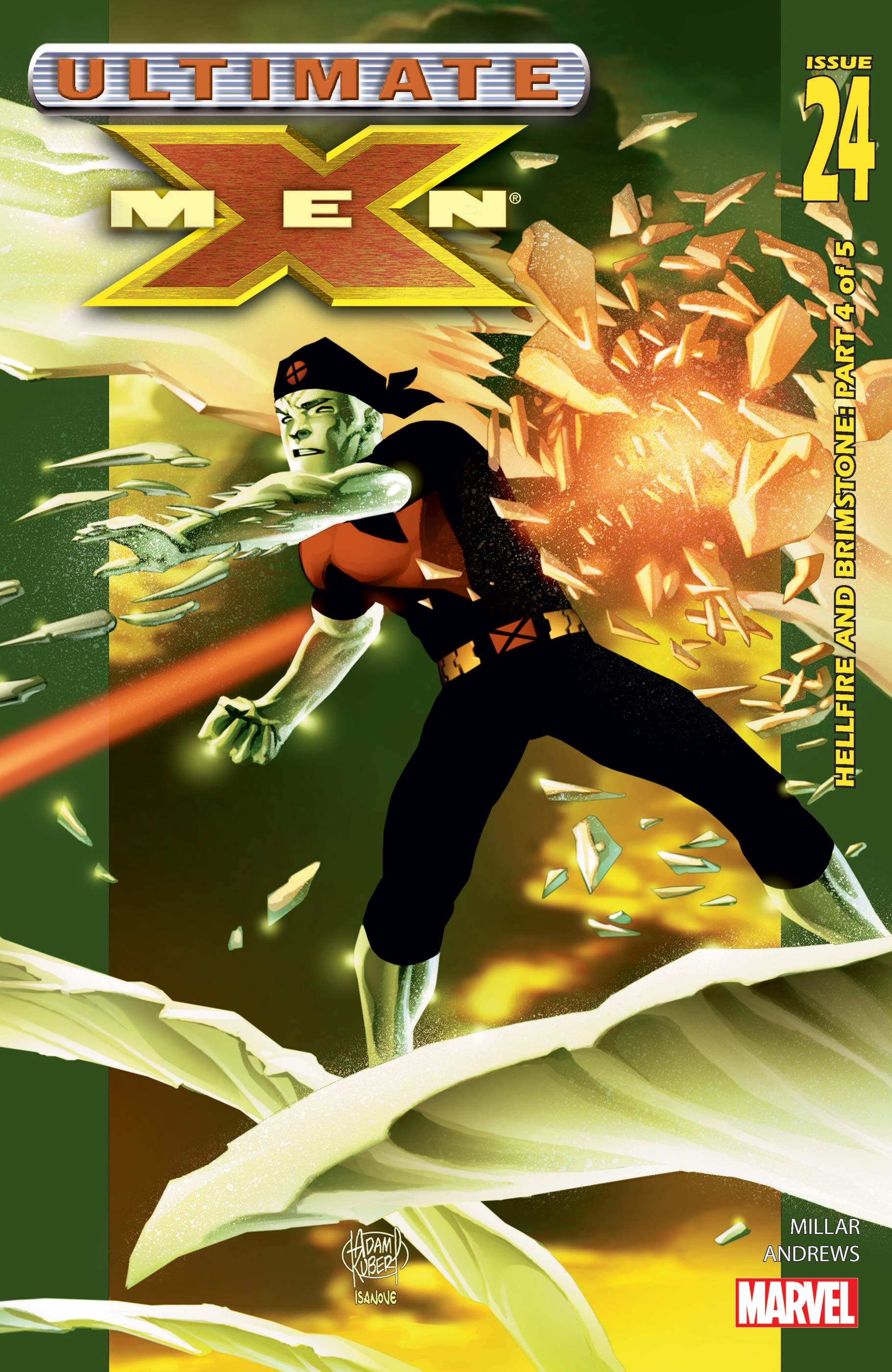 Ultimate X-Men (2001) #24