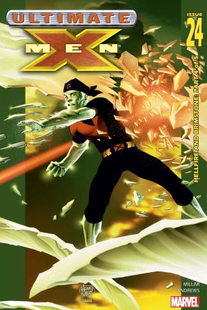 Ultimate X-Men #24