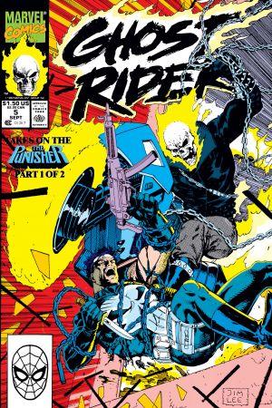 Ghost Rider (1990) #5