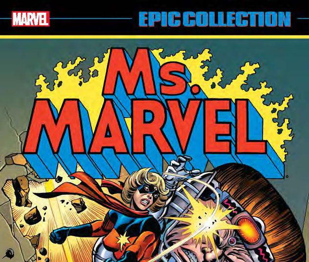 MS. MARVEL EPIC COLLECTION: THIS WOMAN, THIS WARRIOR TPB #1